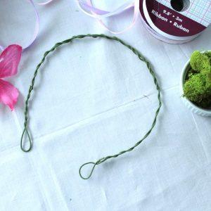 fairy crown wire