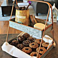 Galvanized, Muffins, Fall, Recipes