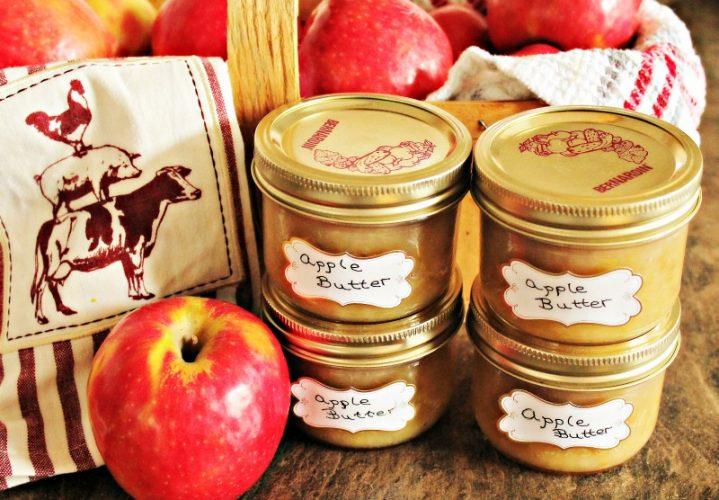 Apple, Canning, DIY, Fall