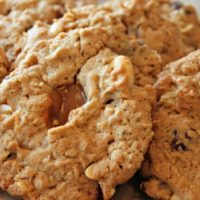 Cookies, Fall, Caramel, Baking