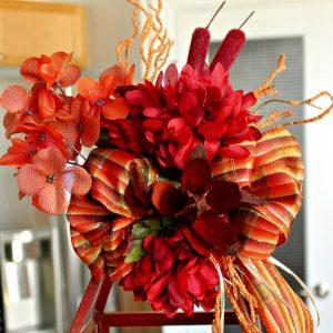 DIY, Crafts, Flower Arranging, Fall, Home decor,