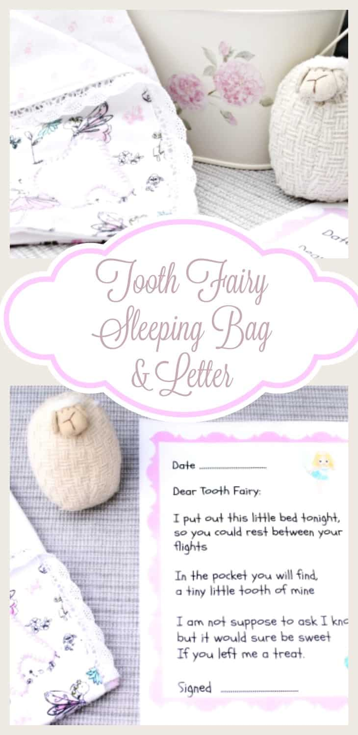 Tooth Fairy, Tooth Fairy Letter