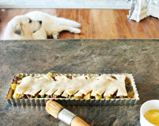 Pie, Beef, Fall, DIY, Recipe