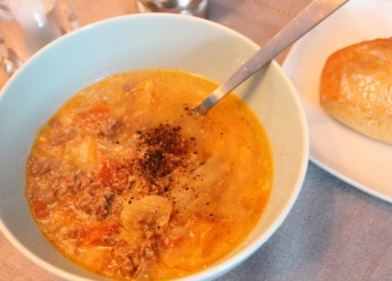 Cooking, Recipe, Fall, Soup