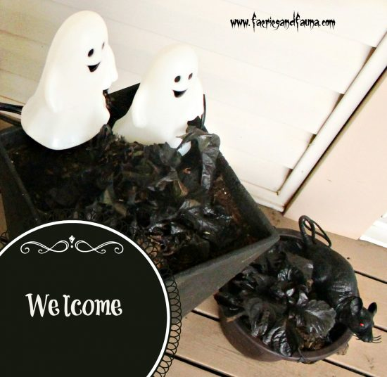 Halloween, Home Decor, Vignettes, Fall, DIY