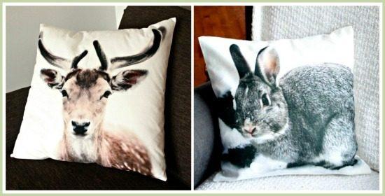 Winter Decor, Home Decor, Animals, Cushions, DIY, Crafts