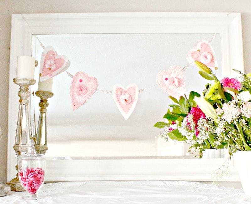 DIY, Crafts, Home Decor, Valentines