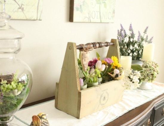 Spring decor, Spring home decor ideas, Easter decorations, Easter decor, Easter home tours, Spring home tours, diy blog, diiy craft blogs, craft websites