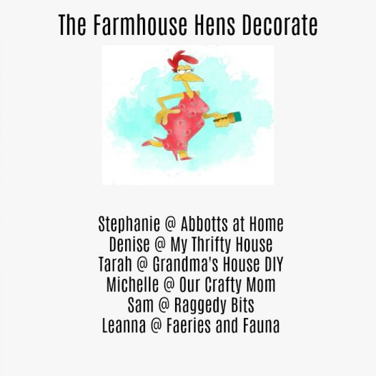 Farmhouse Hens Decorate, DIY Christmas Tree Ornaments, DIY Ornaments, homemade ornaments easy to make Christmas decorations, farmhouse Christmas decorating ideas