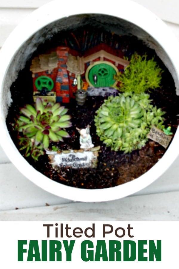 How to Create an Outdoor Fairy Garden