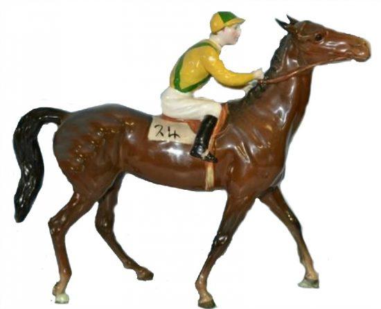 Beswick Jockey