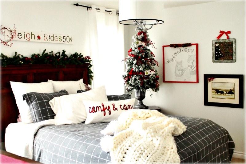 Christmas, Home Tour, Holidays, DIY, Home Decor