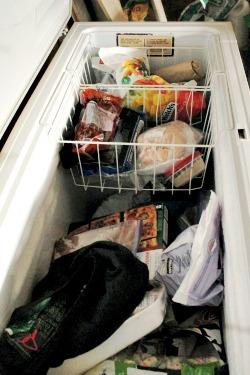 Organization, DIY, Labelling, Freezing, Housekeeping