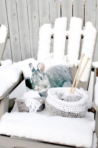 Winter Decor, Crochet, Crafts, Home Decor, DIY