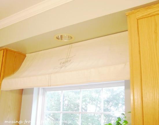 DIY window treatments, push rods,window treatment ideas,curtain ideas,, Inexpensive Window Treatments, Feminine window treatments, shower rod