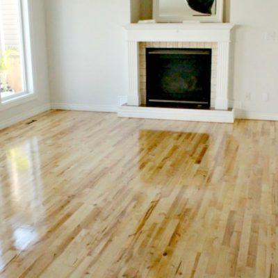Refinishing Hardwood Floors- What to Expect