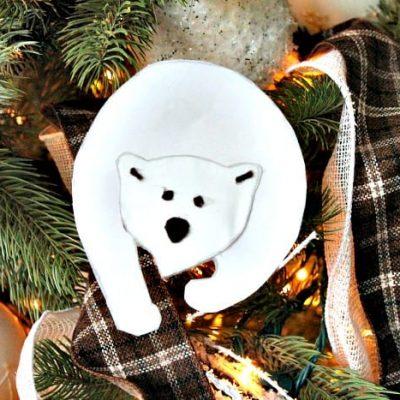 12 Days of Christmas Blog Hop – DIY Christmas Tree Ornament