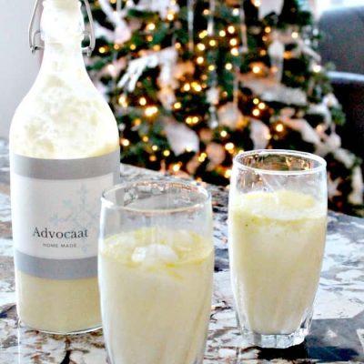 Homemade Advocaat – A Dutch Liqueur