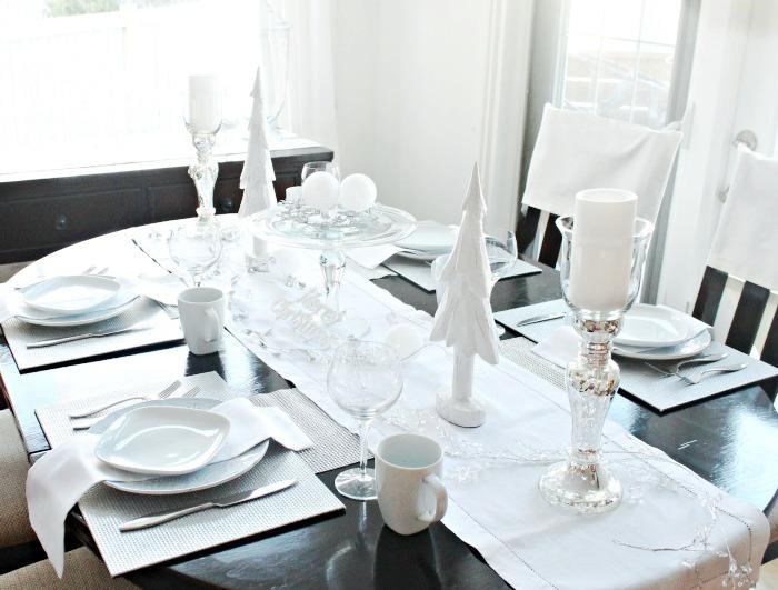Christmas tablescape, Christmas tablescape ideas, Christmas table, Christmas table idea