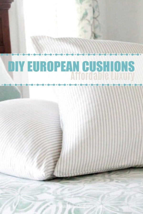 Handmade European Cushions and Cushion Covers