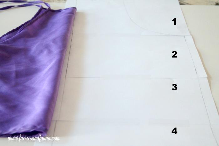 DIY Christmas Gift Child's apron template