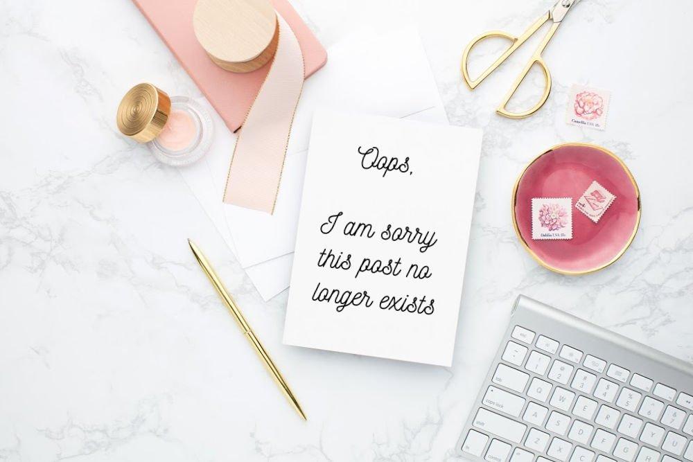Error Message Photo