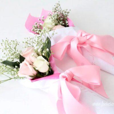 Miniature Valentine Bouquet for Your Galentines
