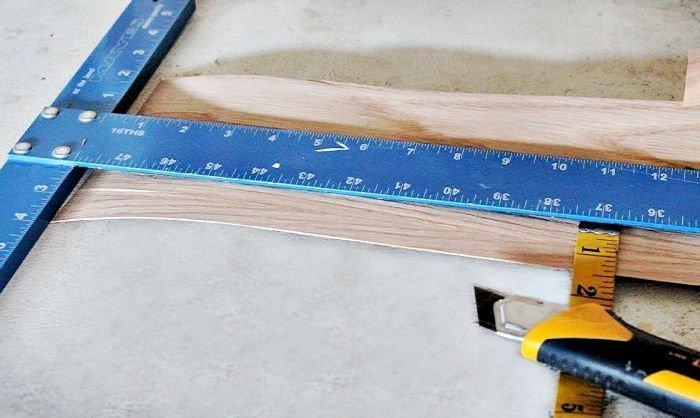 Tutorial on cutting veneer