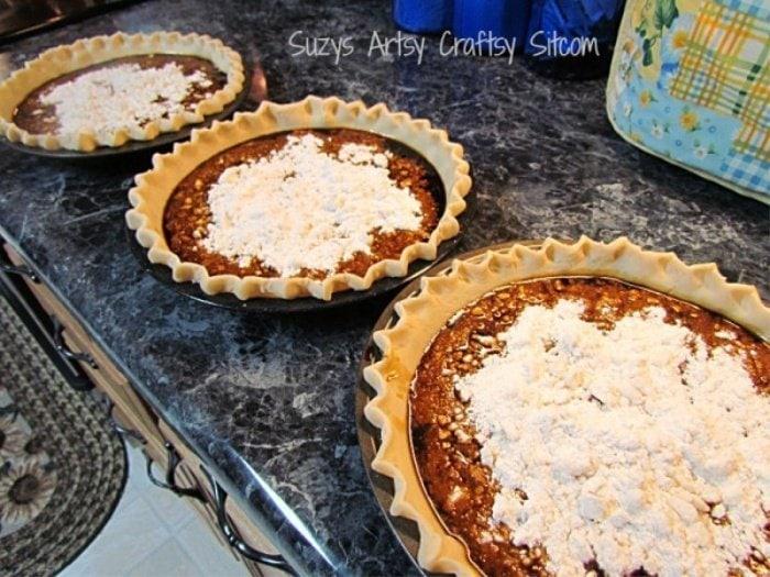 Homemade Dutch Shoo Fly Pie Recipe