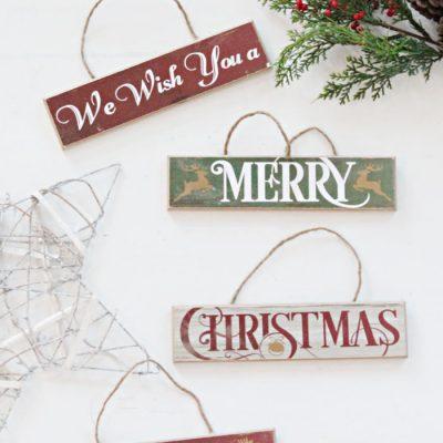 Easy Dollar Store Christmas Ornaments